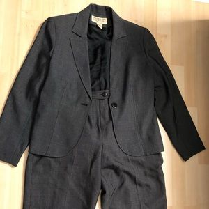 Jones New York Country Suit Jacket with Pants